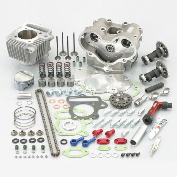 キタコ KITACO 215-1123910 ボアアップキット 88cc DOHC ホンダ モンキー ゴリラ XR50R/70R CRF50F/70F