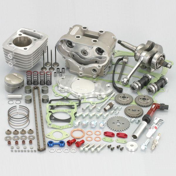 キタコ KITACO 215-1417900 ボアアップキット 125cc DOHC ホンダ APE100/-D XR100モタード XR100R CRF100F