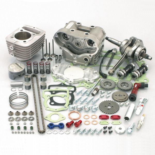 キタコ KITACO 217-1418440 ショートストロークキット ミニモト 100cc/DOHC ホンダ APE100/-D XR100モタード XR100R CRF100F