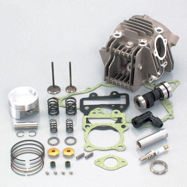キタコ KITACO 213-4021810 バージョンアップキット LIGHT143cc→ULTRA-SE143cc/スチールバルブ仕様 カワサキ KSR110 KLX110