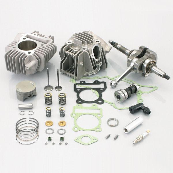 キタコ KITACO 215-4021900 SE ボアアップキット 160cc ULTRA-SE スチールバルブ仕様 カワサキ KSR110 KLX110