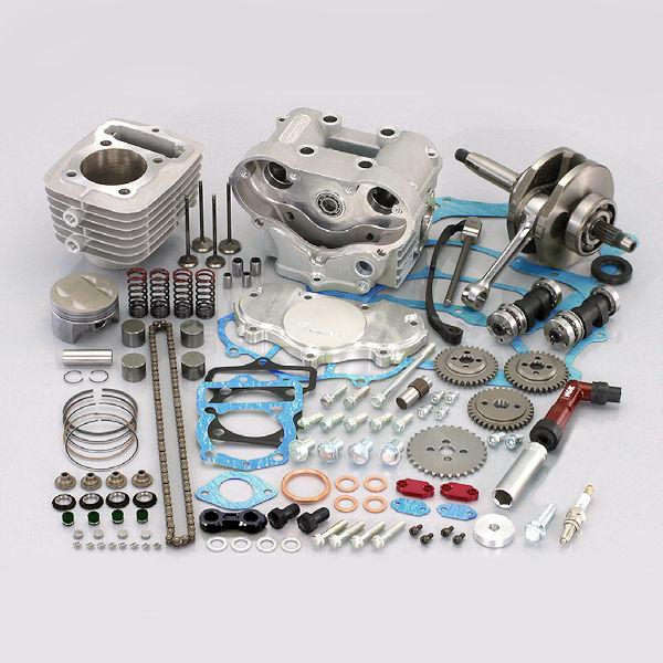 キタコ KITACO 215-1413910 145cc DOHC ボアアップキット ホンダ エイプ100 XR100モタード他