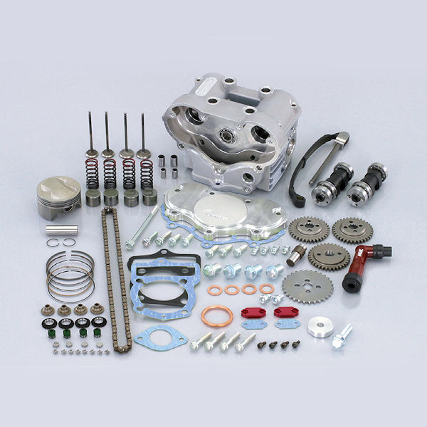 キタコ KITACO 216-1413910 145cc DOHC バージョンアップキット ホンダ エイプ100 XR100モタード他