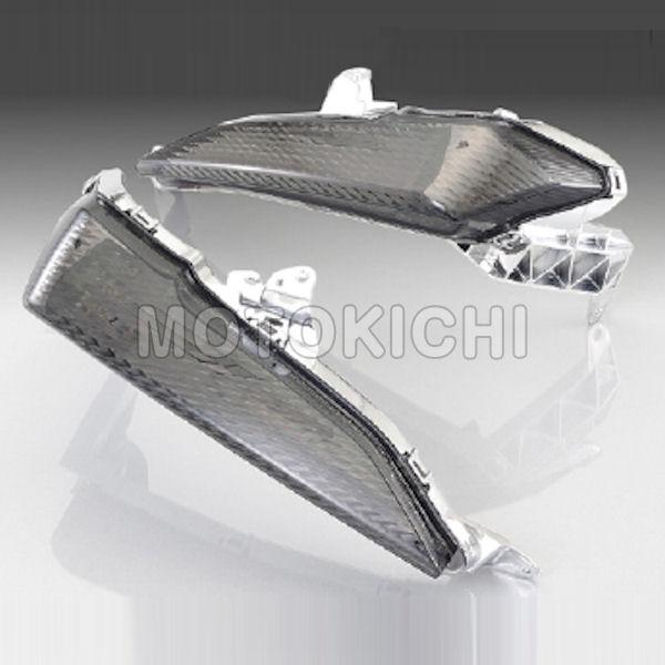 キタコ KITACO 807-0422310 LEDウインカーSET スモーク YAMAHA トリシティ125 TRICITY