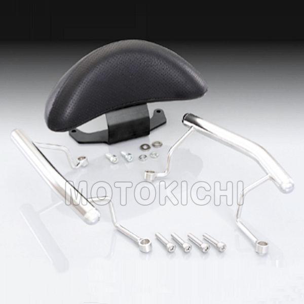 タンデムバックレスト&バー シグナス-X SR YAMAHA 652-0418000 φ25.4 幅300×高さ90×奥行100 キタコ KITACO 左右1セット 取り付けボルト付属