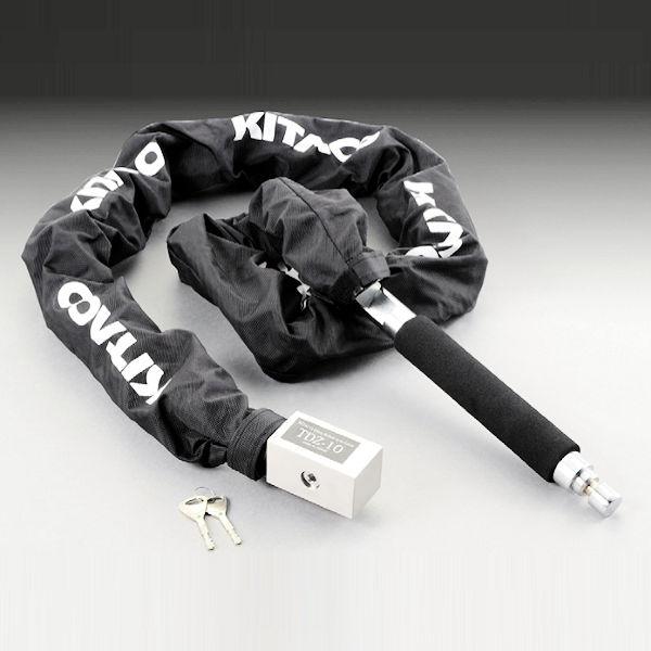 キタコ KITACO 880-0818100 TDZ-10 ウルトラロボットアームロック TDZシリーズ チェーンロック 全長2340mm