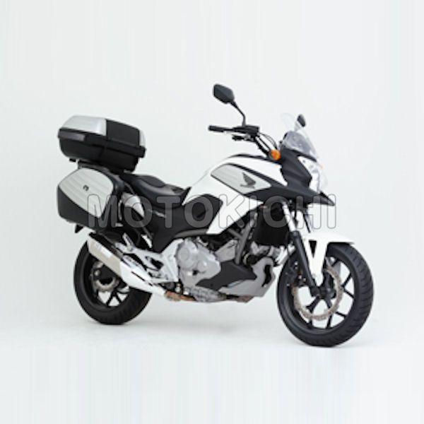 モリワキ MORIWAKI 01810-621L8-00 スリップオンマフラー MX WT S/O HONDA NC750/700 12年~
