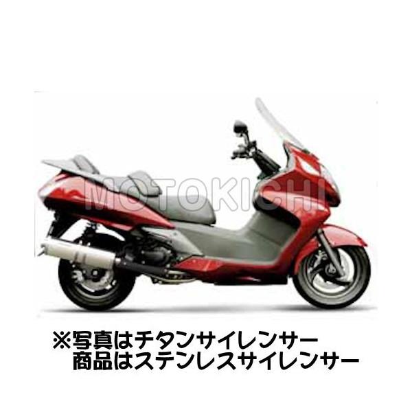 モリワキ MORIWAKI 01810-L61C9-00 スリップオンマフラー ZERO TD Hライン SO HONDA SILVERWING600 04~06年