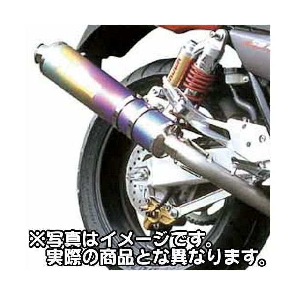 モリワキ MORIWAKI 01810-LK198-00 スリップオンマフラー ZERO SS ANO HONDA CB400SF-SPEC3 99~07年