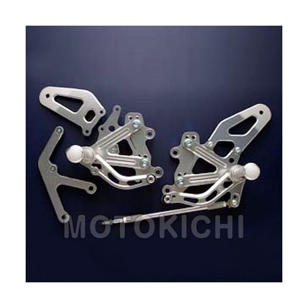 モリワキ MORIWAKI 05060-20137-00 バックステップキット HONDA RVF400