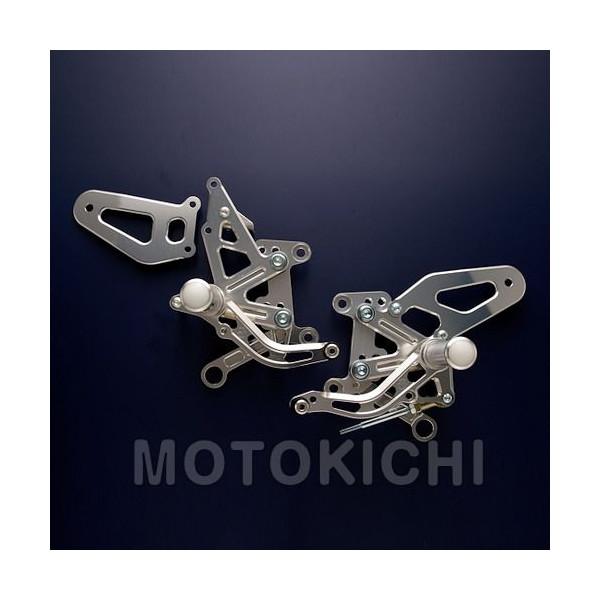 モリワキ MORIWAKI 05060-20172-00 バックステップキット HONDA VTR1000 SP-1/SP-2