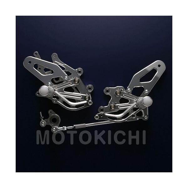モリワキ MORIWAKI 05060-201A8-00 バックステップキット HONDA CBR600RR 05~06年
