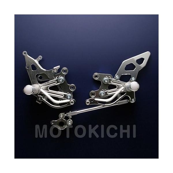 モリワキ MORIWAKI 05060-201D4-00 バックステップキット HONDA CBR600RR 07年~