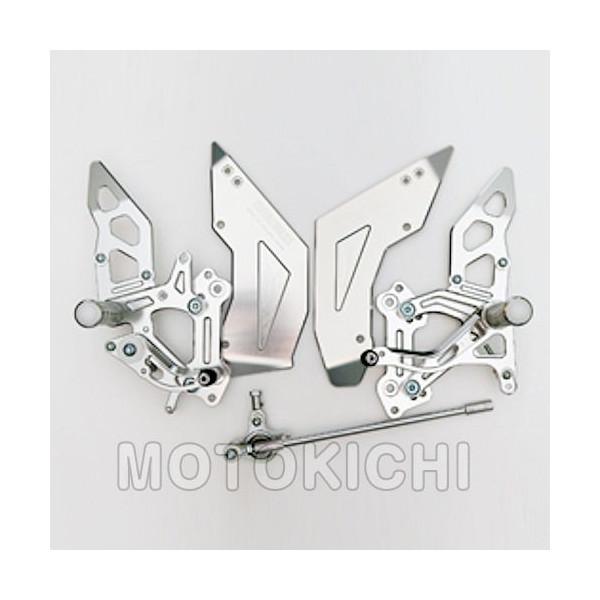 モリワキ MORIWAKI 05060-201K6-00 バックステップキット HONDA CBR400R 13年~