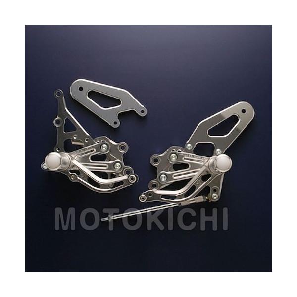 モリワキ MORIWAKI 05060-20238-00 バックステップキット KAWASAKI ZX-10R 04~05年