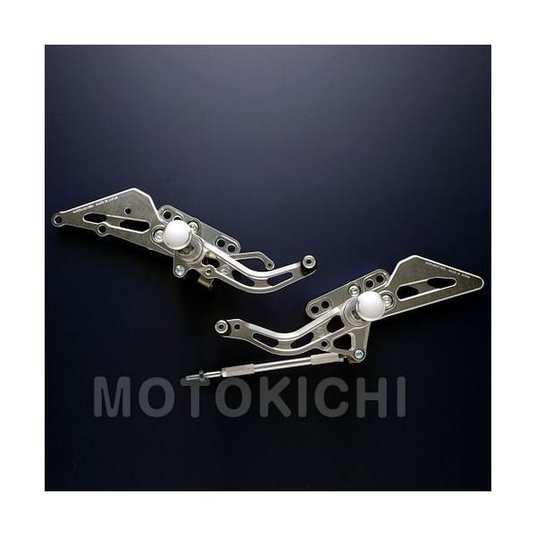 モリワキ MORIWAKI 05060-20243-00 バックステップキット KAWASAKI ZRX1200DAEG