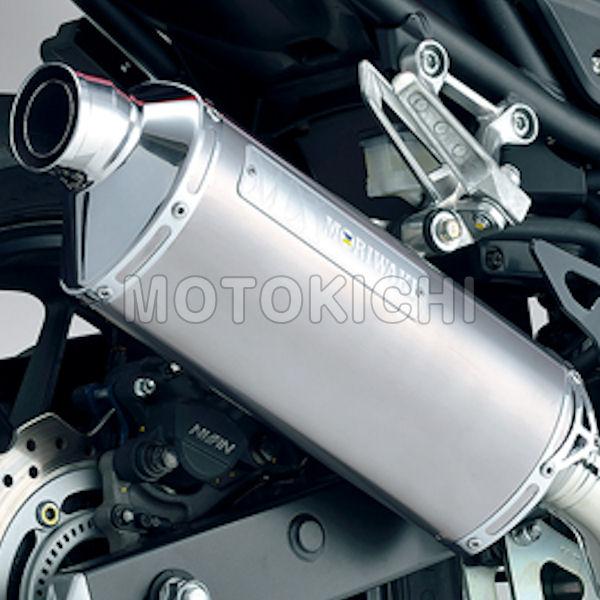 モリワキ MORIWAKI 01810-6J1N2-00 スリップオンマフラー MX SLIP-ON WT HONDA CBR400R
