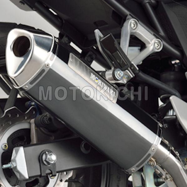 モリワキ MORIWAKI 01810-6N1N4-00 スリップオンマフラー MX SLIP-ON BP HONDA 400X
