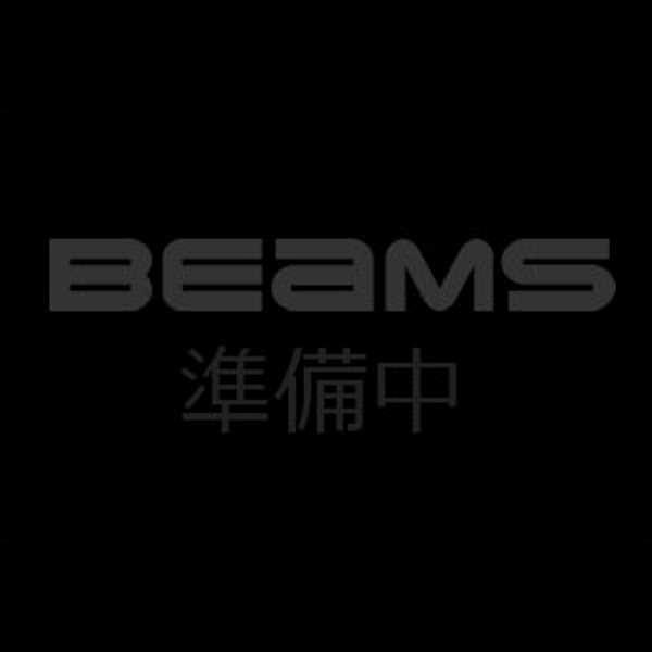 BEAMS G431-54-P4J R-EVO2 スリップオンマフラー SMB(スーパーメタルブラック) Ninja400 '18年~ 2BL-EX400G Z400 '19年~