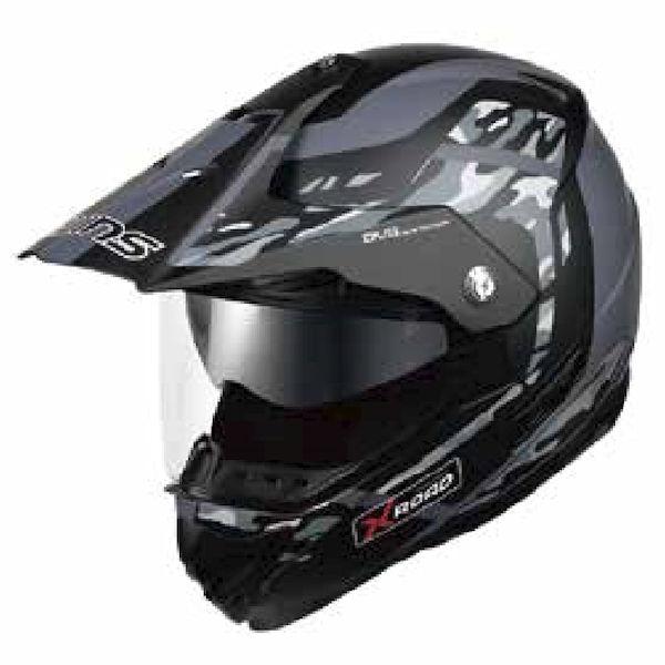 【入荷待ち】WINS X-ROAD FREE RIDE マットカモグレー Mサイズ モトクロス トレイル ヘルメット