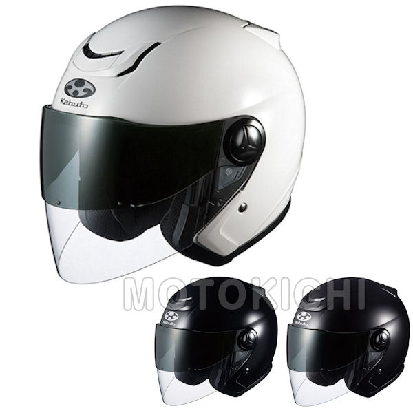 OGKカブト AFFID-J ジェットヘルメット オープンフェイス