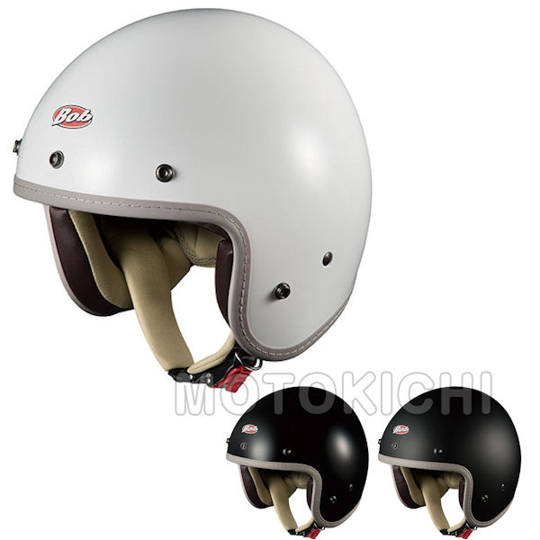 OGKカブト BOB-Z ストリートジェットヘルメット (57-59cm)