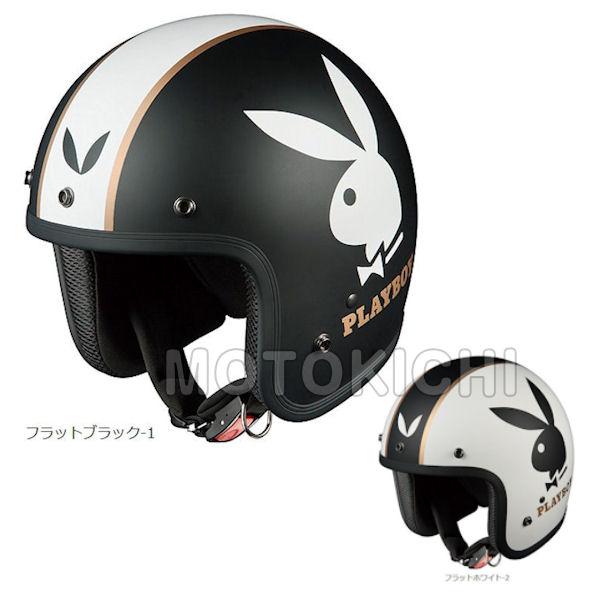 OGKカブト FOLK PLAYBOY ストリートジェットヘルメット (57-59cm) フォーク プレイボーイ