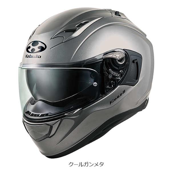 【在庫あり】OGKカブト カムイ3 KAMUI-3 クールガンメタ XLサイズ