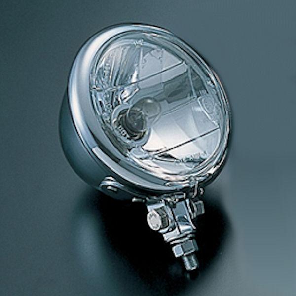 ポッシュ ヘッドライト 4.5インチ ベーツタイプ ダイヤモンドカット 汎用 000022:クリアレンズ 000024:ブルーレンズ