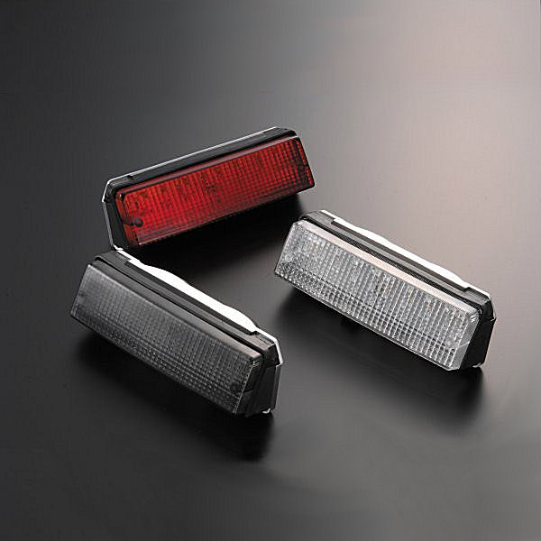 033190-96 POSH ポッシュ LEDテールランプユニット ダークレッド KAWASAKI NINJA GPZ900R