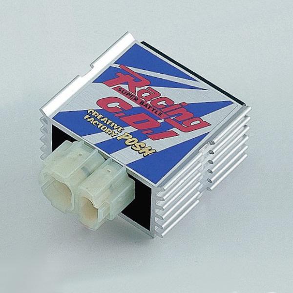 ポッシュ 295063 レーシング CDI ス-パ-バトル ホンダ APE50/100 XR50/100 Motard