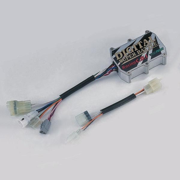 ポッシュ 212360 レーシング CDI デジタルスーパーバトル ヤマハ TZM/TZR50R(全年式) RZ50('98~'06年)