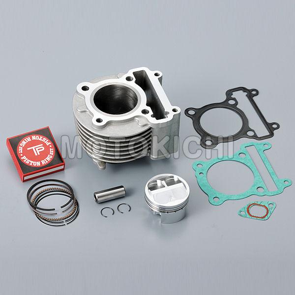 POSH ポッシュ 022156 ボアアップピストンキット156cc CYGNUS X/SR シグナスX