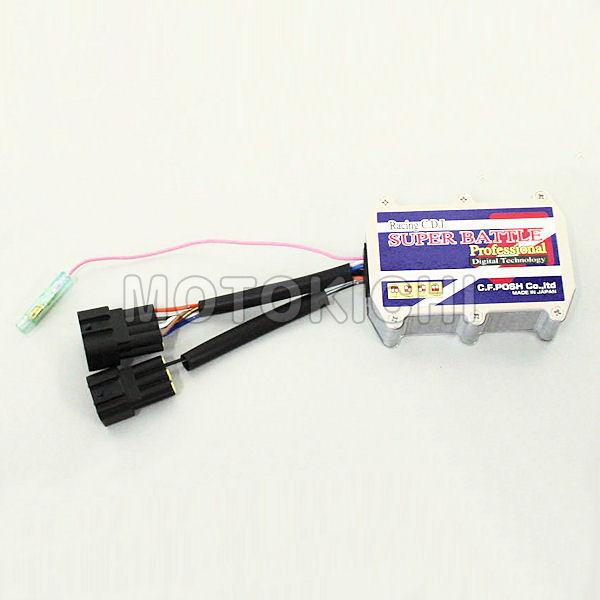 841360 Posh ポッシュ レーシング CDI デジタルスーパーバトル プロフェッショナル YAMAHA SR400 3HTF 3HTS