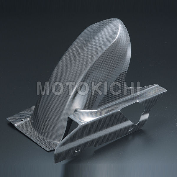 POSH ポッシュ 153039-CB 3D-TECH カーボンリアフェンダー HONDA CB1300SF/ABS CB1300SB/ST