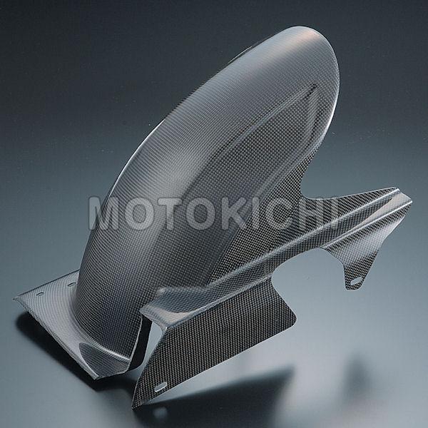 POSH ポッシュ 072339-CB 3D-TECH カーボンリアフェンダー KAWASAKI ZRX1100