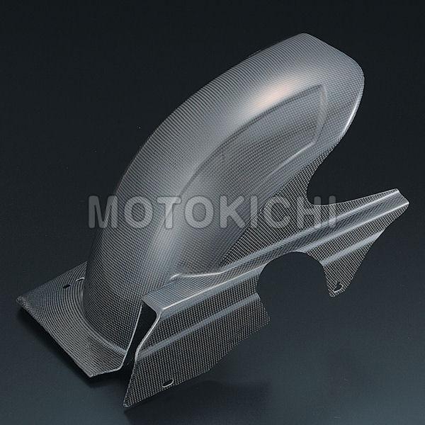 POSH ポッシュ 072139-CB 3D-TECH カーボンリアフェンダー KAWASAKI ZRX1200