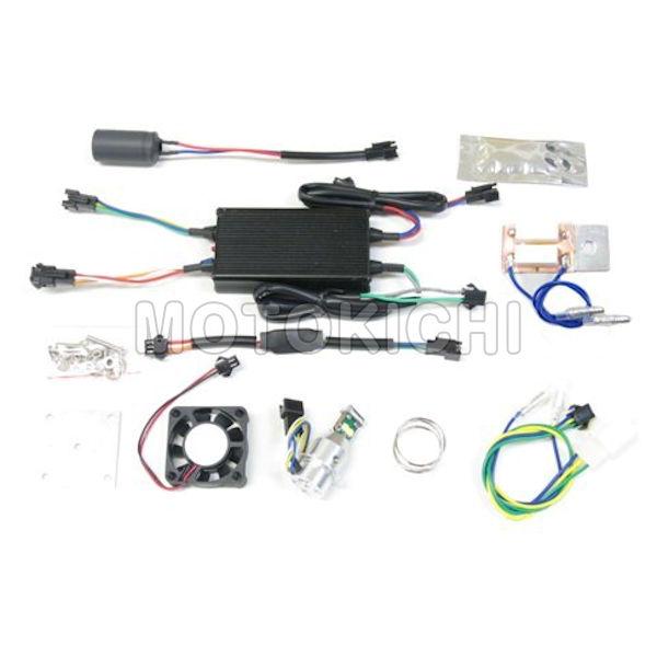 LEDヘッドライトバルブキット ZOOMER-X PROTEC LB7-ZX PH7 6000K 65023
