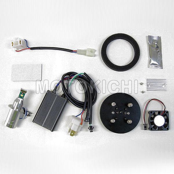 プロテック 65007 LB7-SL LEDヘッドライトバルブキット H7 (スリムタイプ) 6000K YZF-R6('08~'10年) YZF-R25('15年~)
