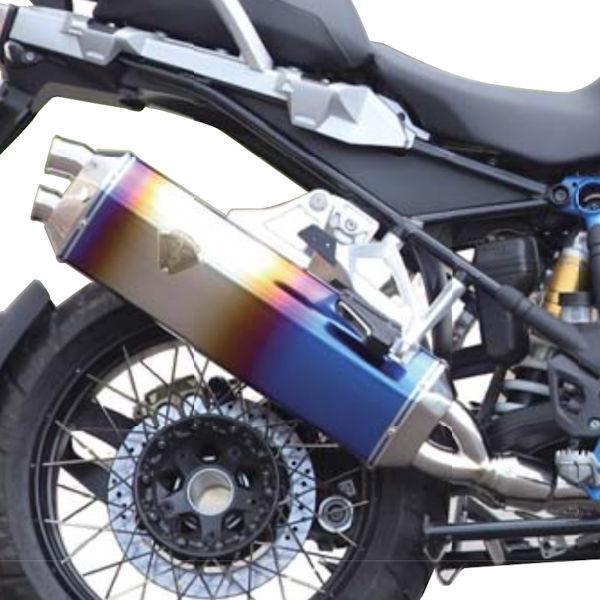 アールズギア WB10-01TI ワイバン シングル チタン BMW R1200GS GS-ADV 2BL-R12NA