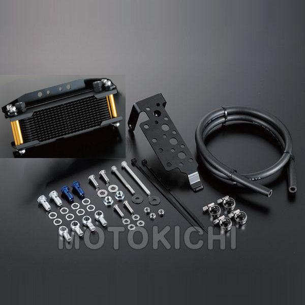 201141-64 シフトアップ SHIFT UP オリジナル12段オイルクーラーキット ブラック APE50/100 XR50/100 エイプ 旧品番:201141-16
