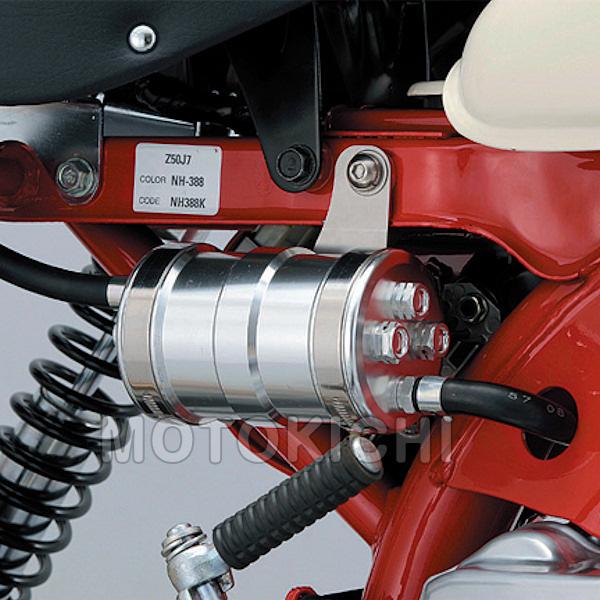 シフトアップ SHIFT UP 205551-01 ビレットミニオイルキャッチタンクキットType2 (RIGHT) モンキー