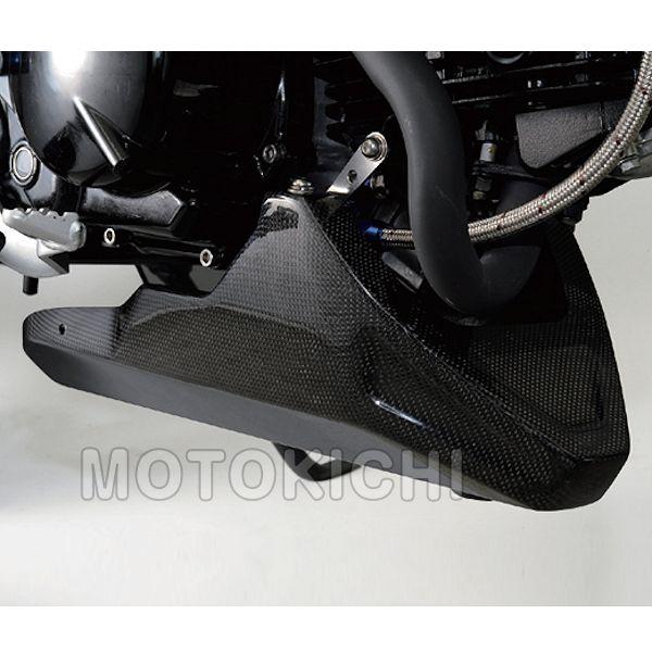 シフトアップ SHIFT-UP 208301-BG スマートライン アンダーカウル ブラックゲルコート KSR110