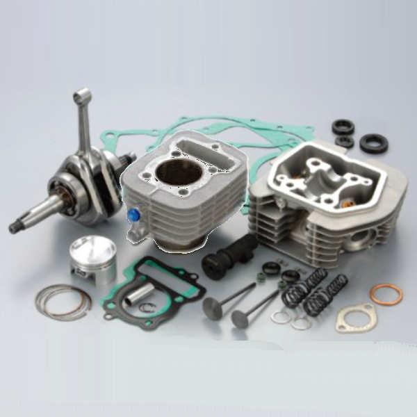 シフトアップ SHIFT UP 401010-10 125cc ボア・ストロークアップキット アルミ鋳鉄シリンダー APE100/XR100/NSF100