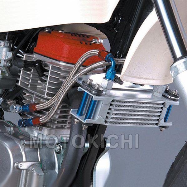 シフトアップ SHIFT UP 407111 #4 EARL'Sオイルクーラーキット 7Rows APE50/100 XR50/100 エイプ