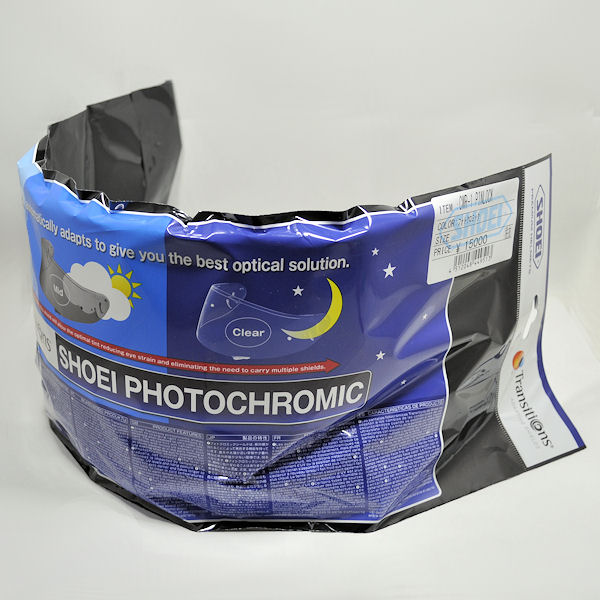 【あす楽対応】SHOEI CWR-1 フォトクロミックシールド ピンロック ショウエイ【SHOEI】
