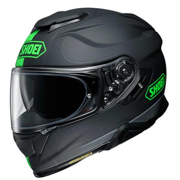 【6月発売予定】SHOEI GT-Air2 REDUX TC-4 GREEN/BLACK リダックス フルフェイスヘルメット ショウエイ 【6月発売予定】 GTエアー2