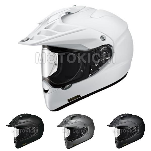 SHOEI HORNET ADV フルフェイスヘルメット ホワイト/ブラック/マットカラー ショウエイ