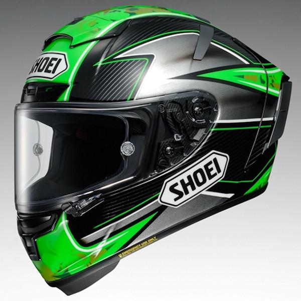 SHOEI X-Fourteen LAVERTY TC-4 フルフェイスヘルメット ショウエイ ラバティー X-14 ヘルメット Shoei