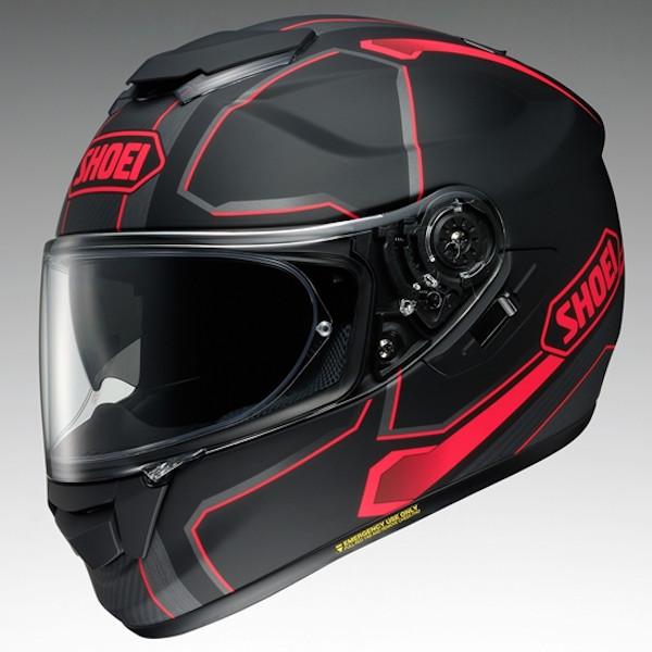 SHOEI GT-Air PENDULUM TC-1 レッド/ブラック ペンデュラム フルフェイスヘルメット ショウエイ
